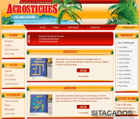 Acrostiches