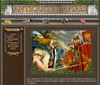 Antiquity empires