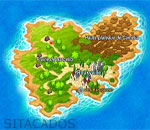canaan carte monde