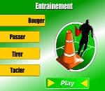 click shoot entrainement