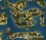 carte du monde sparta