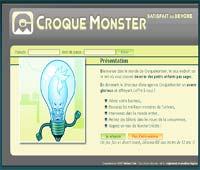 Croquemonster