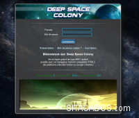Deep space colony