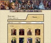 Destinee online