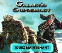 Galactic supremacy