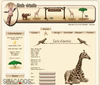 Girafe virtuelle