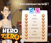Herozerogame