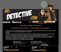 Jeu detective