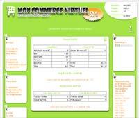 Mon commerce virtuel