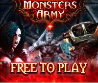 Monsters army