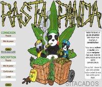 Rasta panda