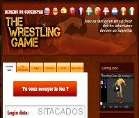 Thewrestlinggame