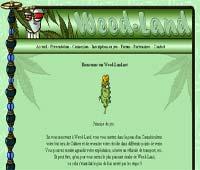 Weed land